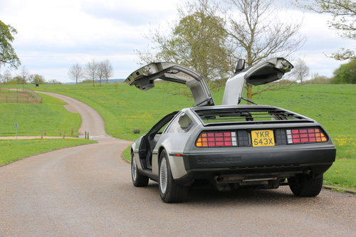 1982 Delorean For Self Drive Hire For Hire (picture 6 of 6)