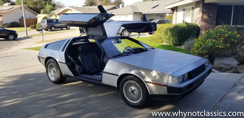1981 DeLorean - 1 owner - 25,000 miles For Sale (picture 3 of 5)
