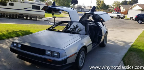 1981 DeLorean - 1 owner - 25,000 miles For Sale (picture 5 of 5)