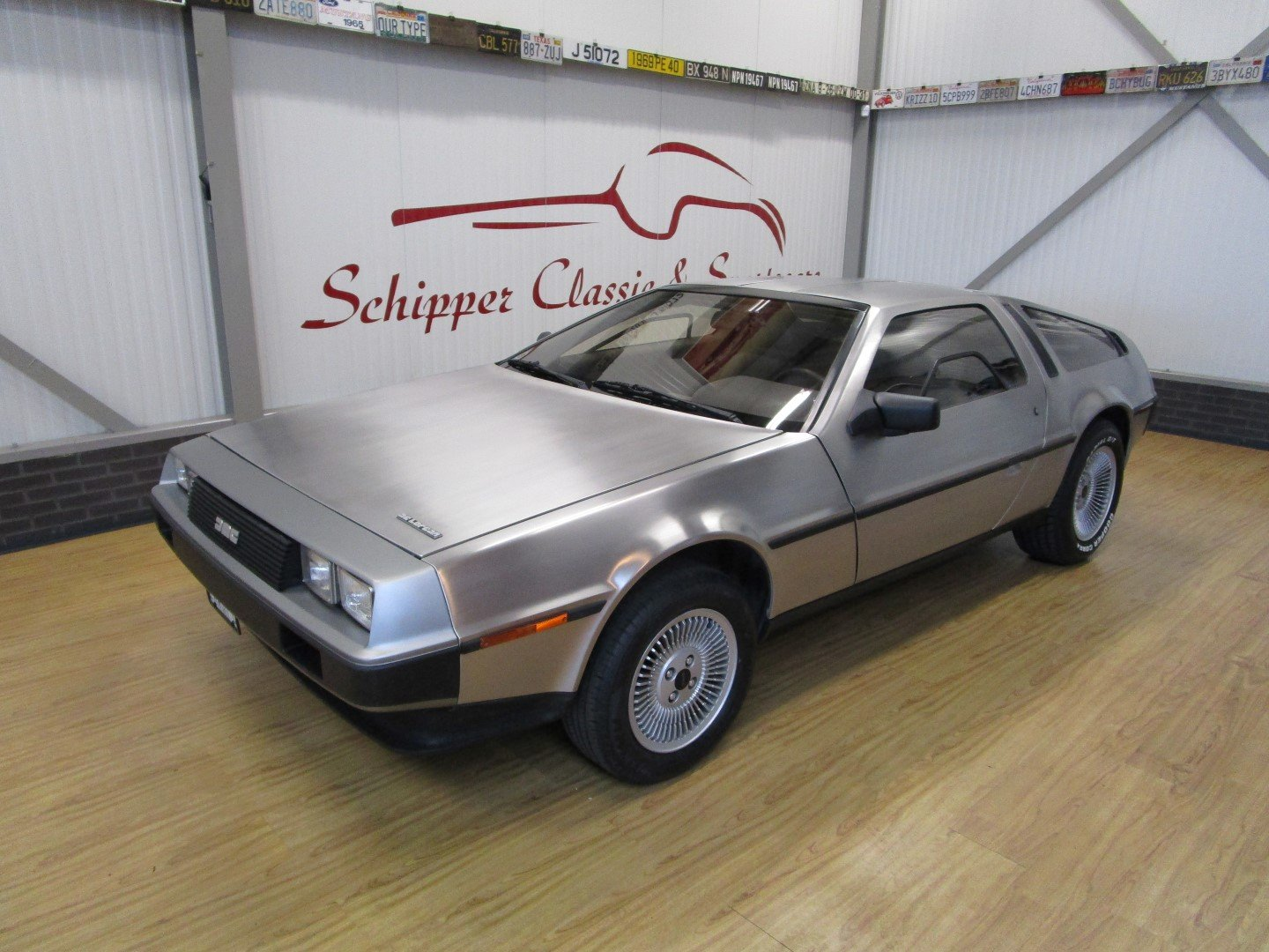 1983 DeLorean DMC-12 For Sale (picture 1 of 6)