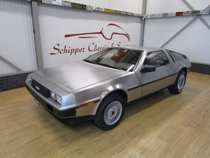 1983 DeLorean DMC-12 For Sale