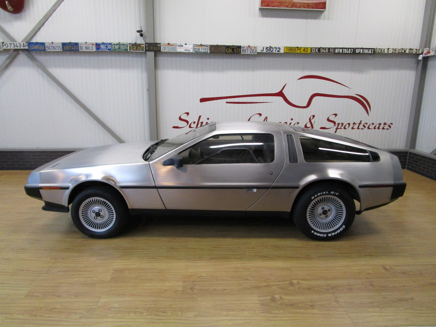 1983 DeLorean DMC-12 For Sale (picture 2 of 6)