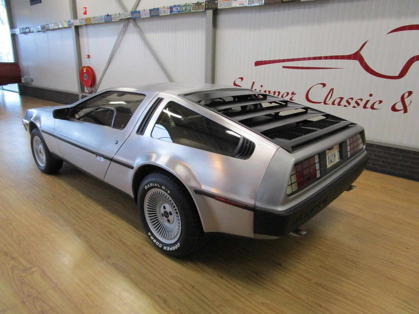 1983 DeLorean DMC-12 For Sale (picture 3 of 6)
