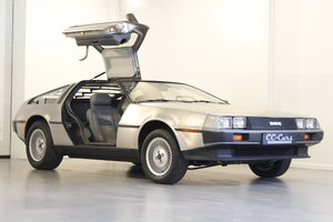 1982 Delorean DMC 12 Automatic For Sale