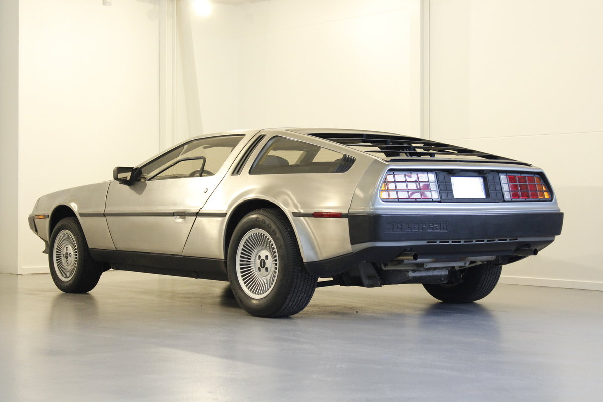 1982 Delorean DMC 12 Automatic For Sale (picture 2 of 6)