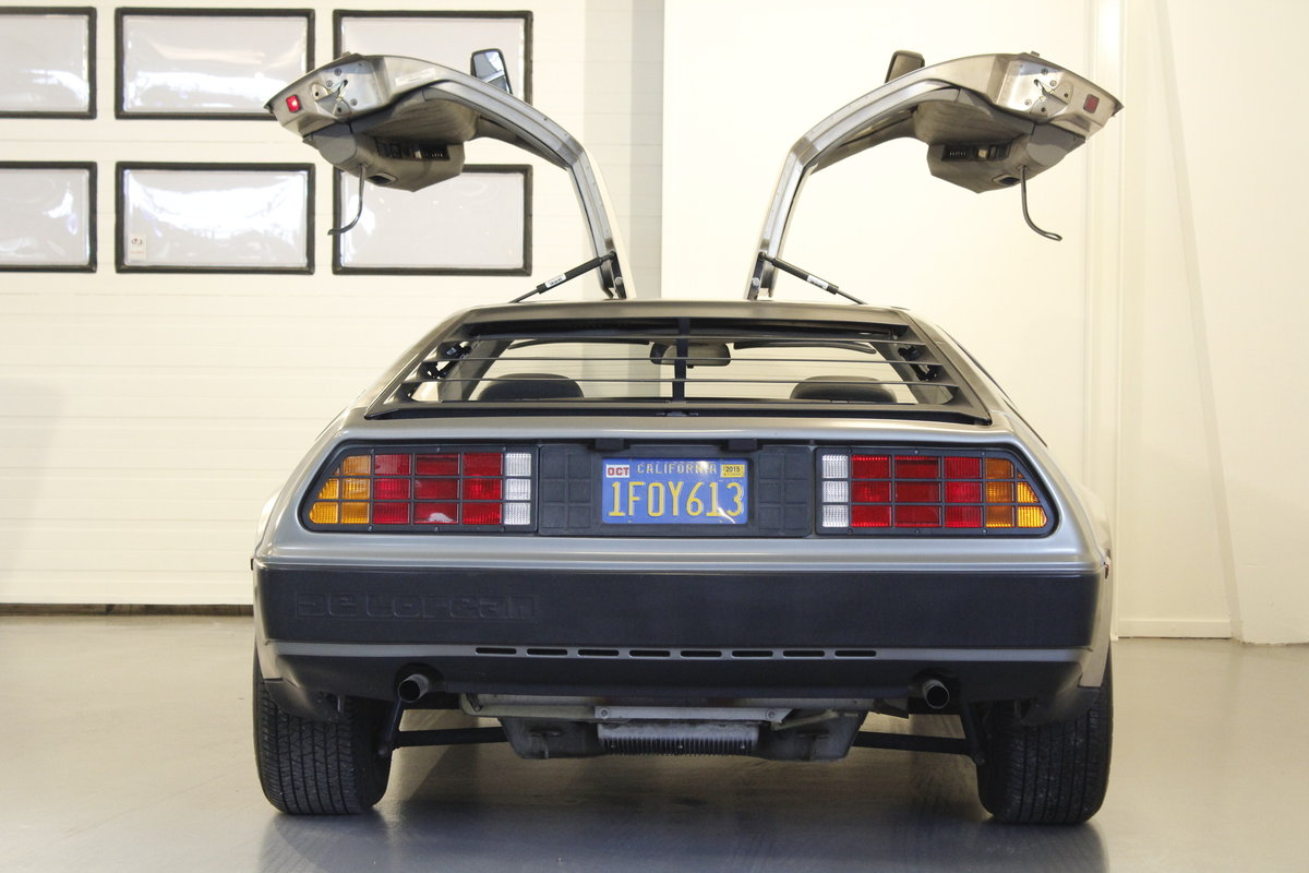 1982 Delorean DMC 12 Automatic For Sale (picture 3 of 6)