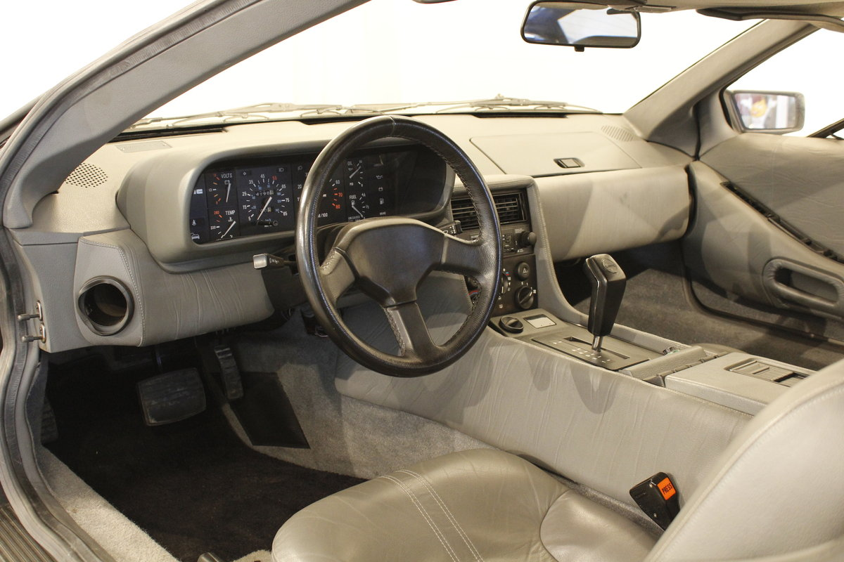 1982 Delorean DMC 12 Automatic For Sale (picture 5 of 6)