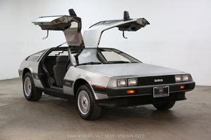 1981 DeLorean DMC For Sale