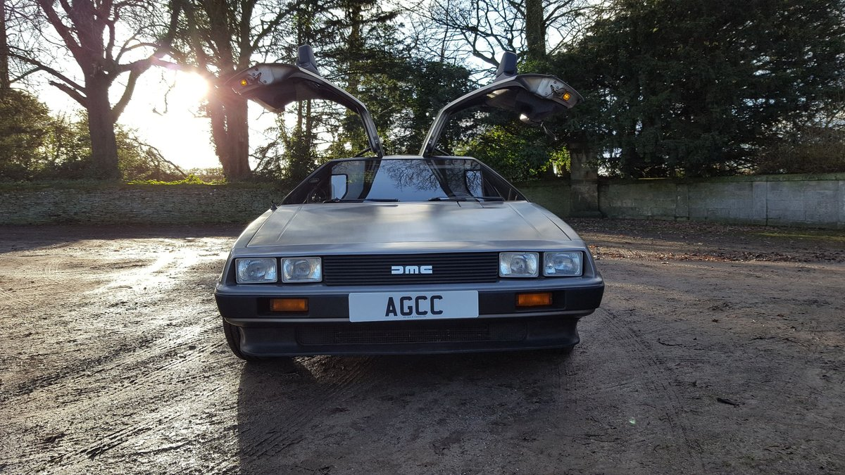Delorean DMC-12 1981 For Sale (picture 1 of 6)