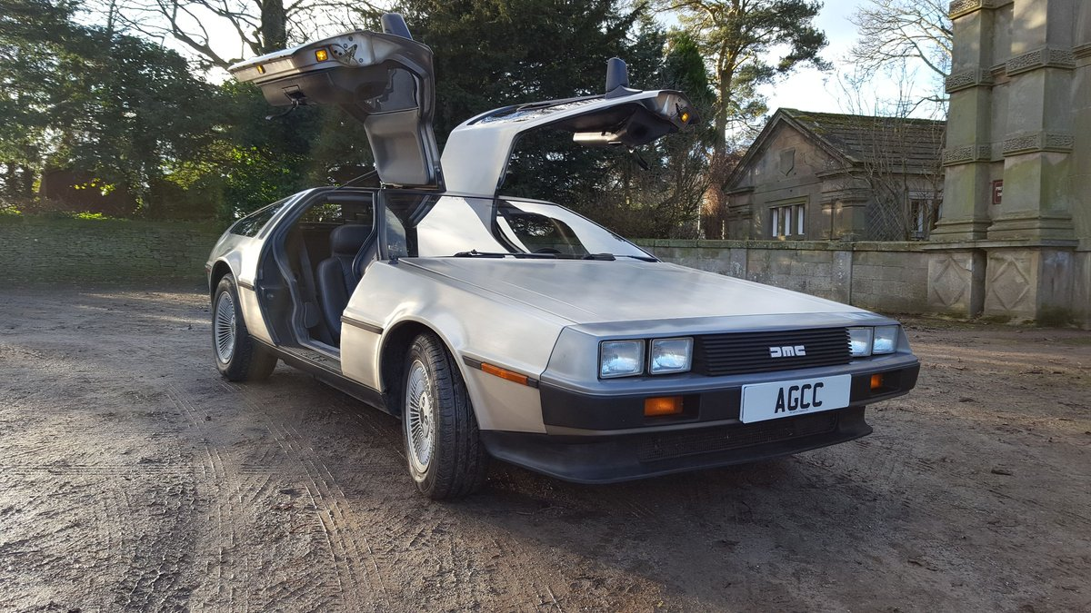 Delorean DMC-12 1981 For Sale (picture 2 of 6)