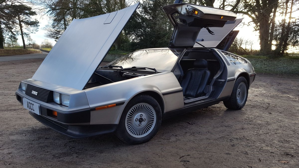 Delorean DMC-12 1981 For Sale (picture 3 of 6)