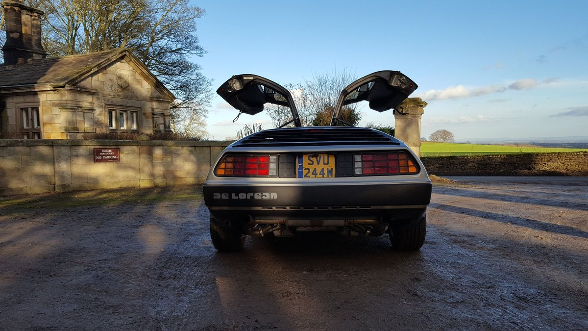 Delorean DMC-12 1981 For Sale (picture 4 of 6)