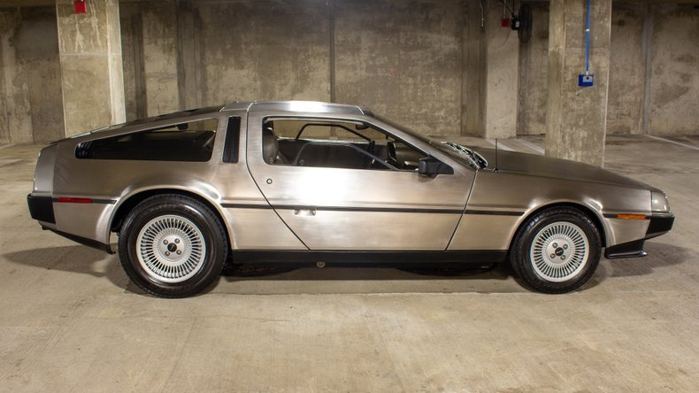 1981 DeLorean = 5 speed Manual low 36k miles Clean $49.9k For Sale (picture 2 of 6)
