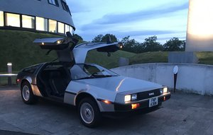 1981 Delorean DMC 12 Auto MOT Cold AC For Sale
