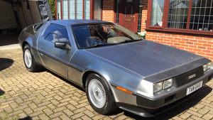 1981 Very nice Delorean DMC12