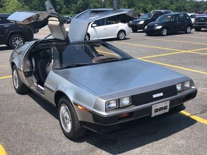 1982 DMC-12 DeLorean = 29k miles New Clutch Manual $29.5k