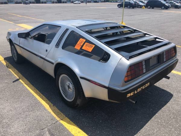 1982 DMC-12 DeLorean = 29k miles New Clutch Manual $29.5k For Sale (picture 3 of 6)