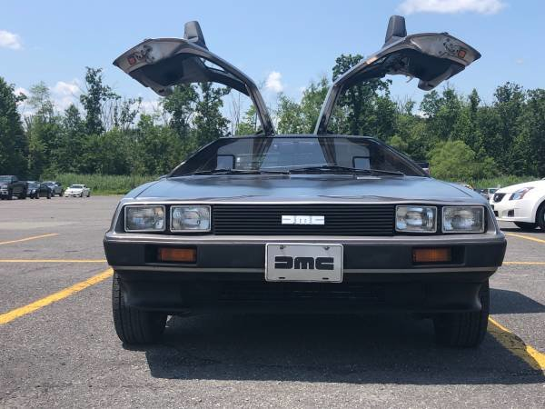 1982 DMC-12 DeLorean = 29k miles New Clutch Manual $29.5k For Sale (picture 4 of 6)