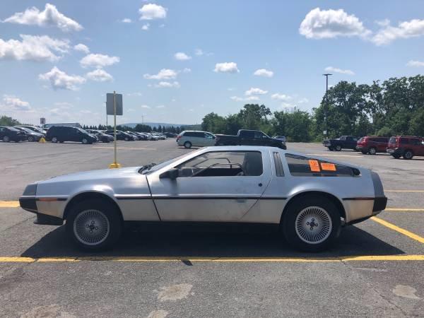 1982 DMC-12 DeLorean = 29k miles New Clutch Manual $29.5k For Sale (picture 5 of 6)