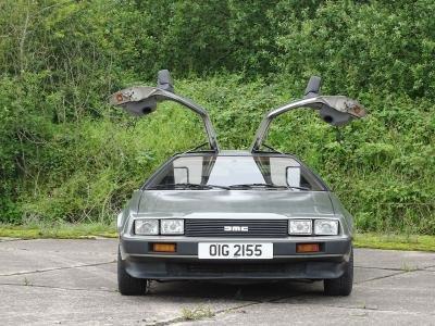 1981 De Lorean DMC12 For Sale by Auction (picture 1 of 6)