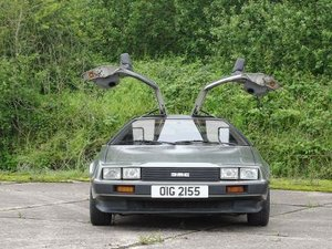 1981 De Lorean DMC12 For Sale by Auction