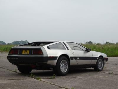 1981 De Lorean DMC12 For Sale by Auction (picture 2 of 6)