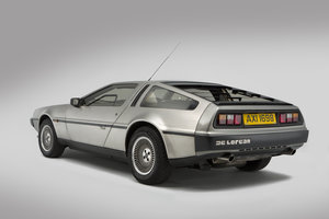 1982 DeLorean One of 3 used by the factory RHD  For Sale
