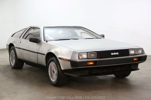 1981 DeLorean DMC For Sale