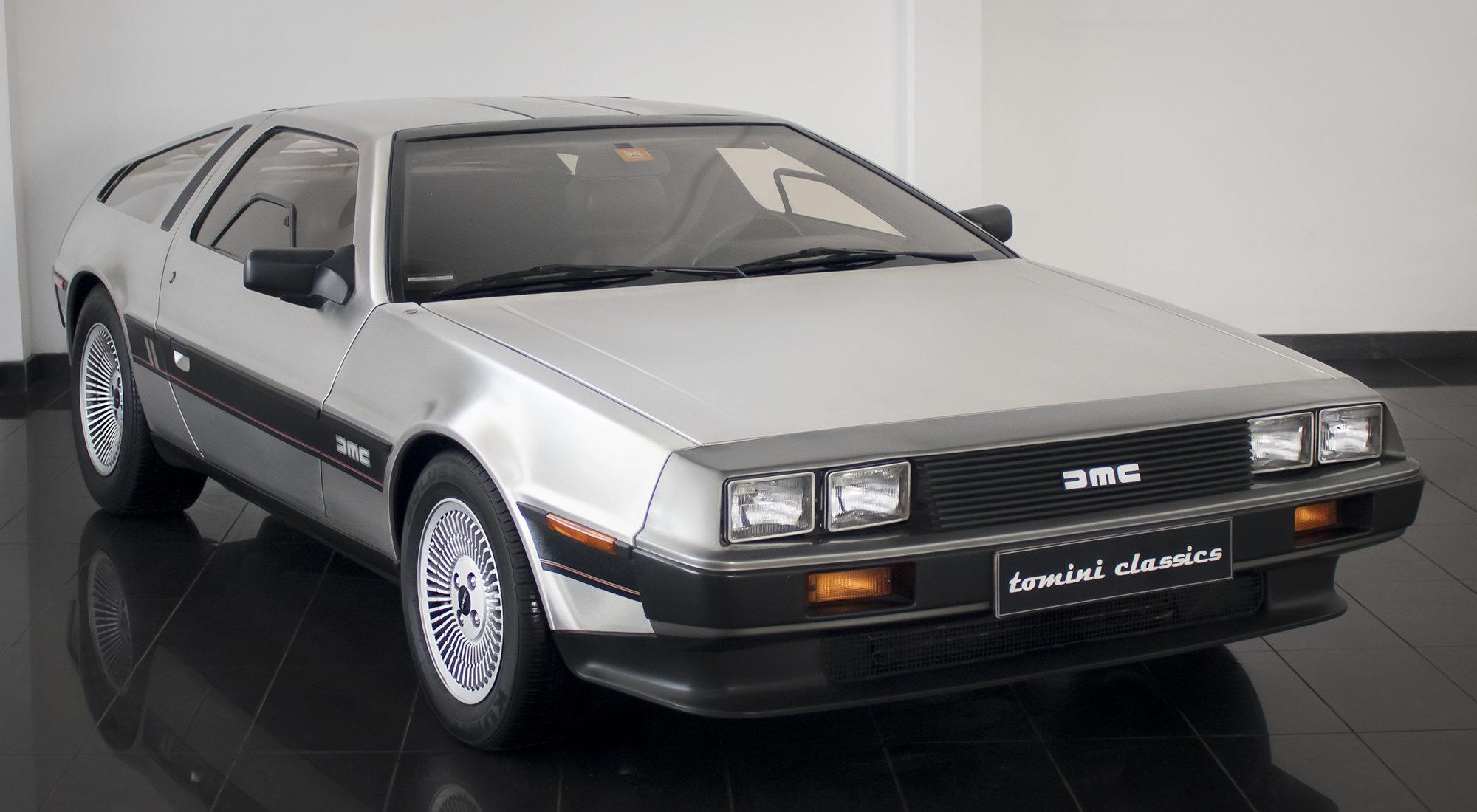 DeLorean DMC-12 (1981) For Sale (picture 1 of 6)