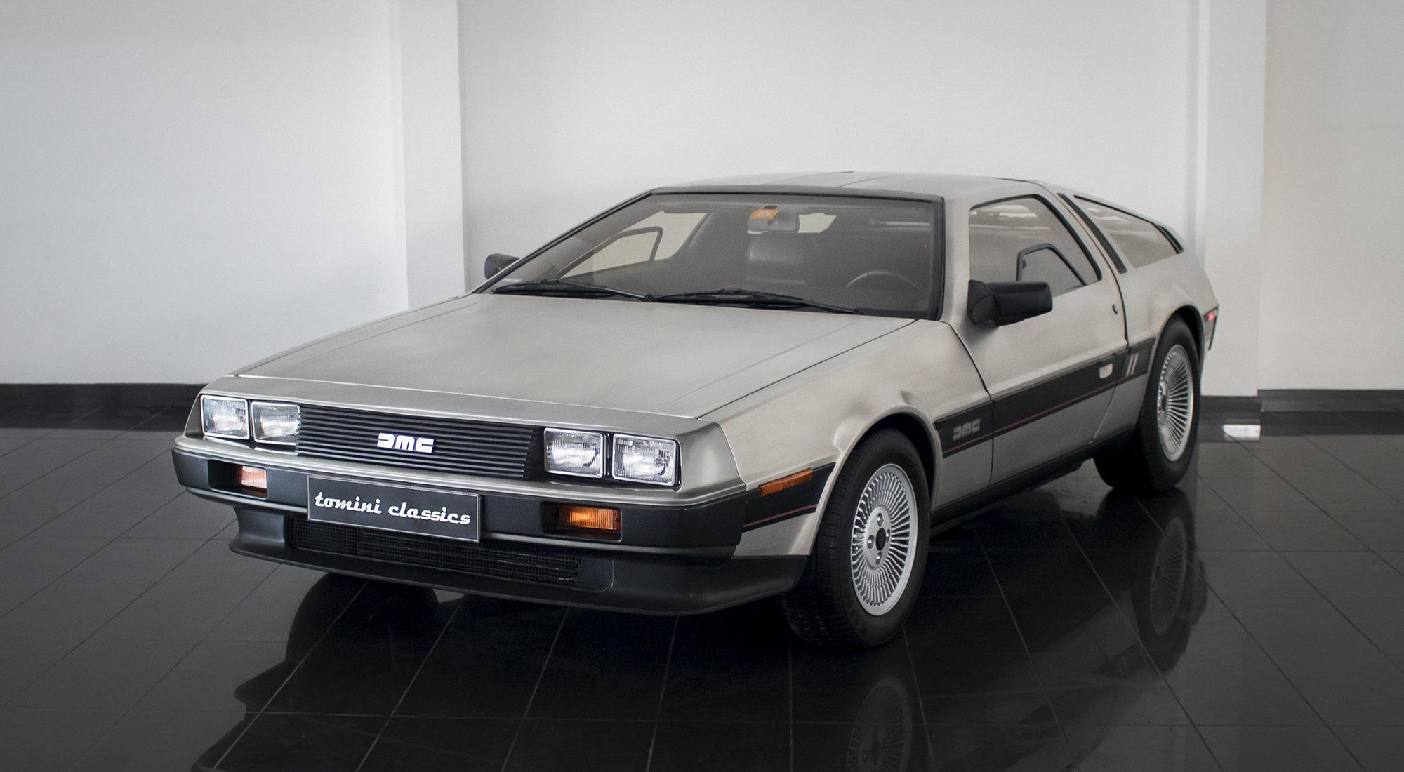 DeLorean DMC-12 (1981) For Sale (picture 2 of 6)