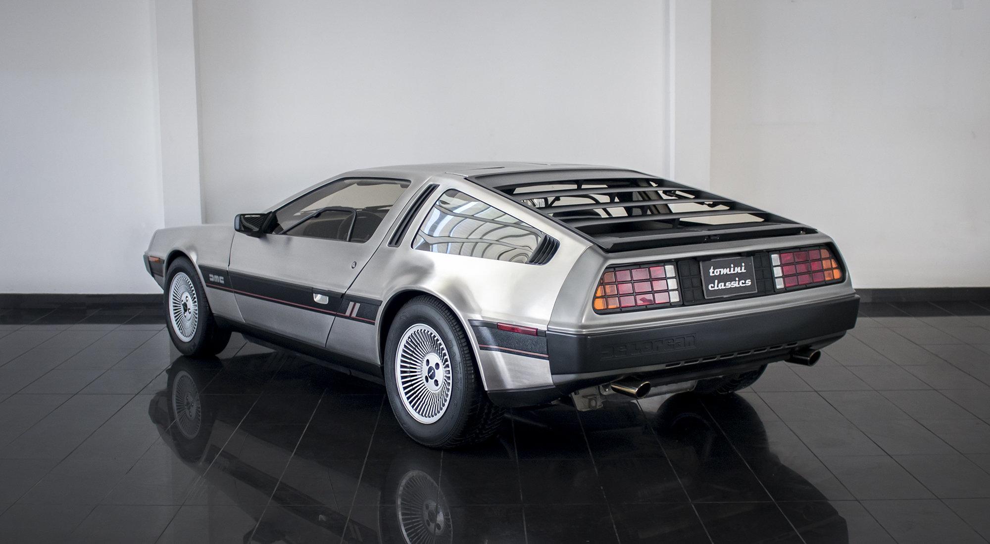 DeLorean DMC-12 (1981) For Sale (picture 3 of 6)