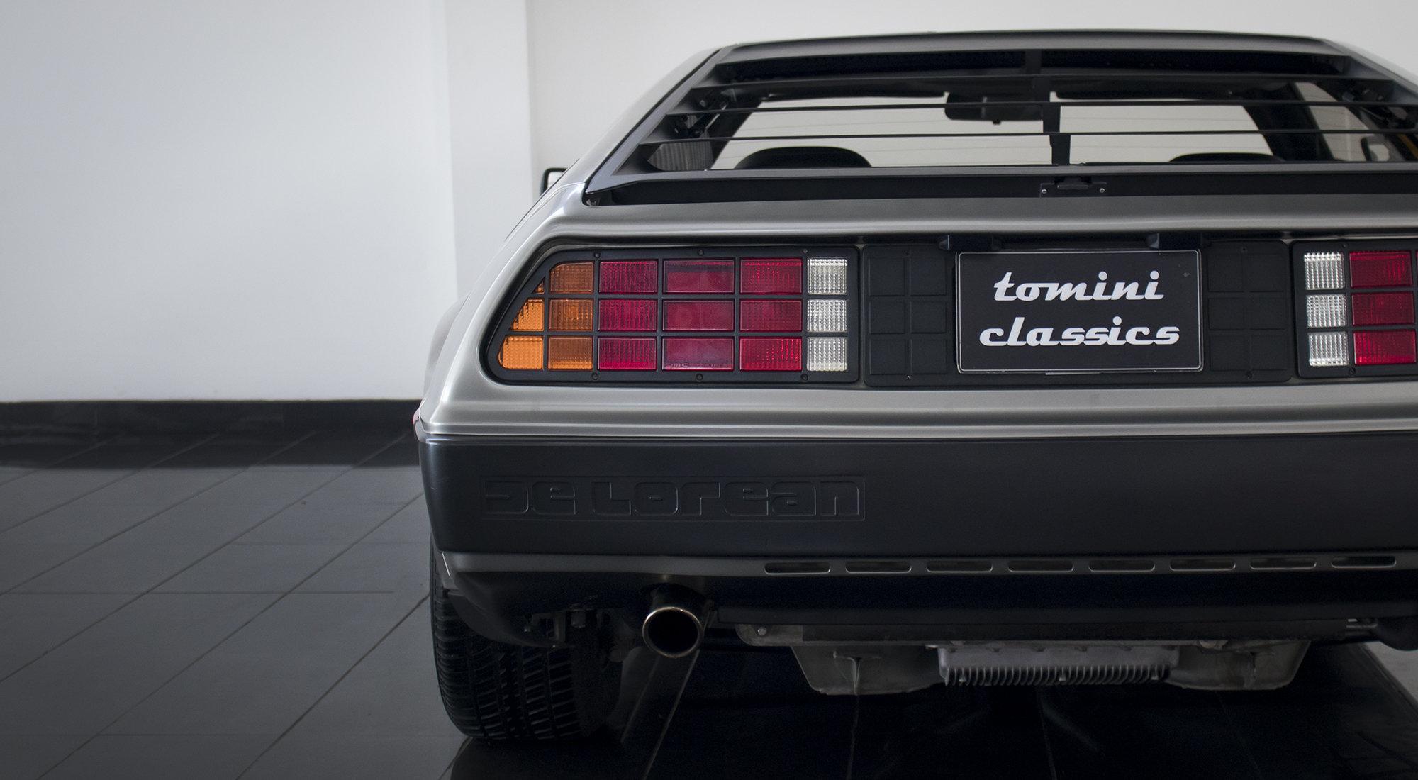 DeLorean DMC-12 (1981) For Sale (picture 6 of 6)