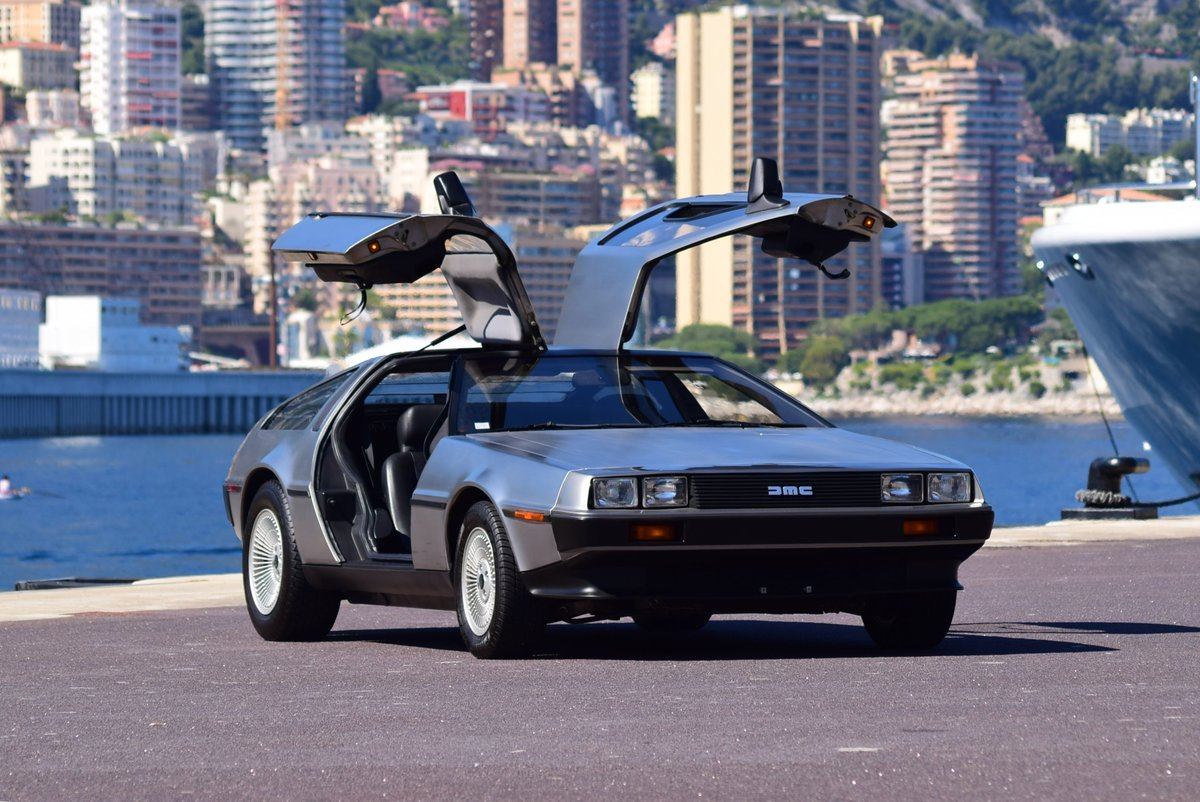 1981 DeLorean DMC 12  For Sale by Auction (picture 1 of 1)