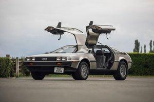 1981  DeLorean DMC-12 - Manual - Two owners - 25,000 miles