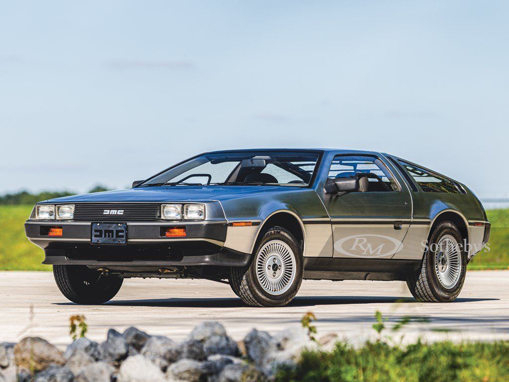 1981 DeLorean DMC-12  For Sale by Auction (picture 1 of 6)
