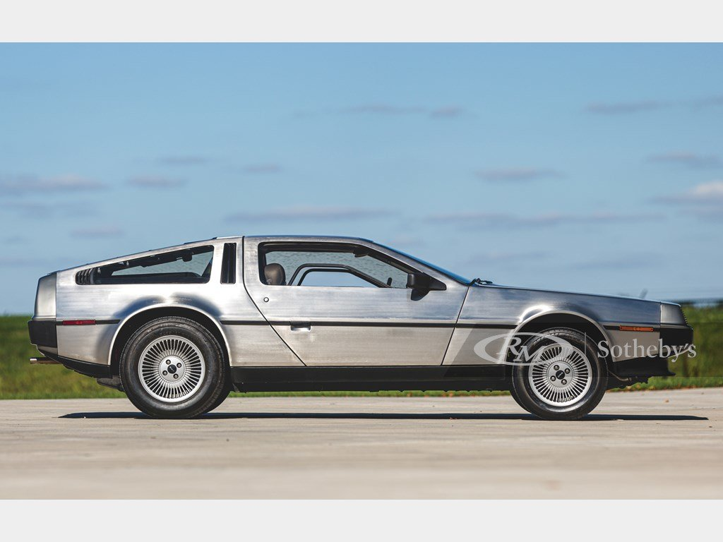 1981 DeLorean DMC-12  For Sale by Auction (picture 5 of 6)