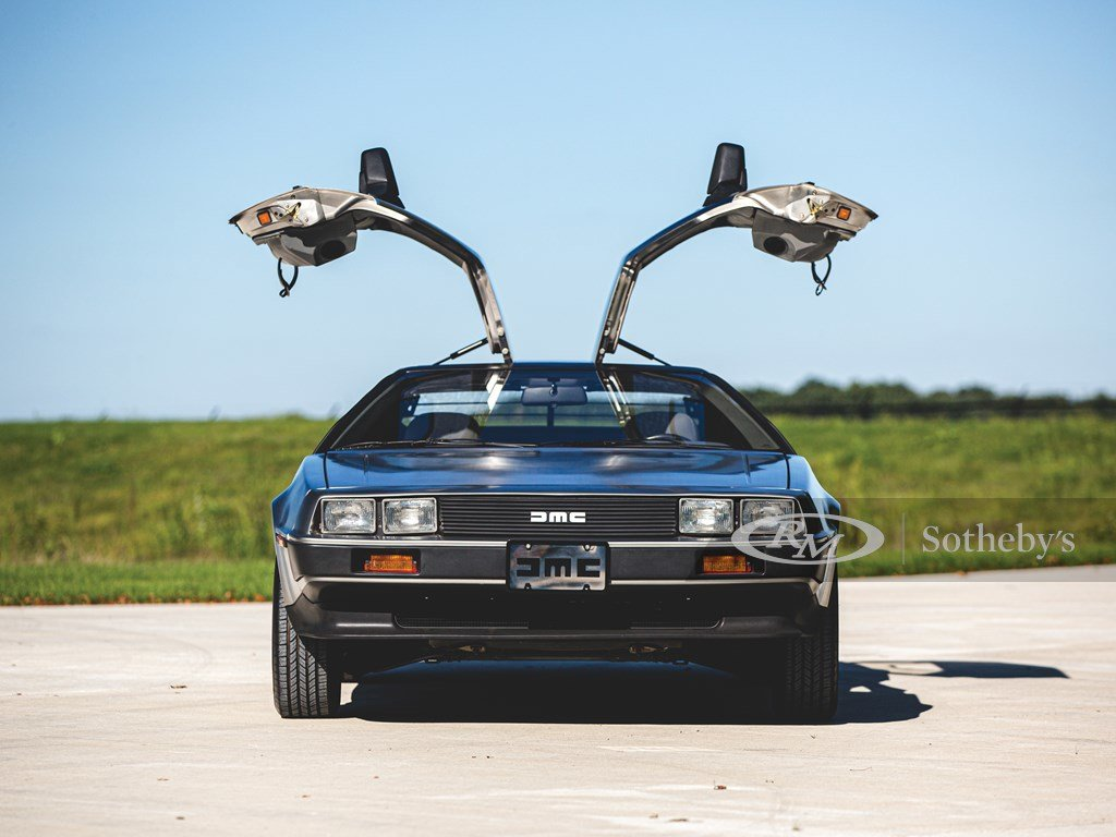 1981 DeLorean DMC-12  For Sale by Auction (picture 6 of 6)