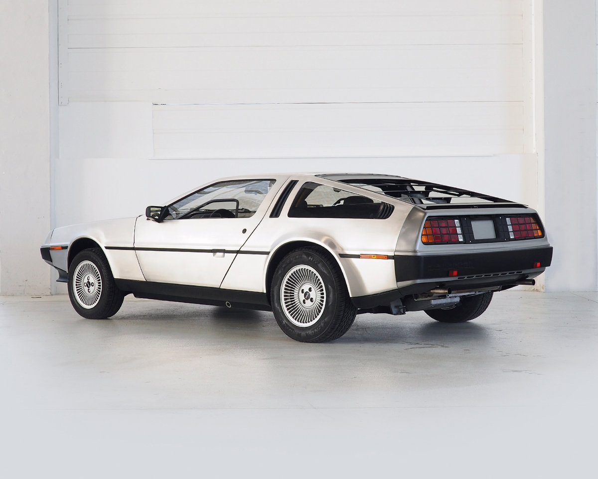 1981 DeLorean DMC-12 For Sale by Auction (picture 2 of 6)