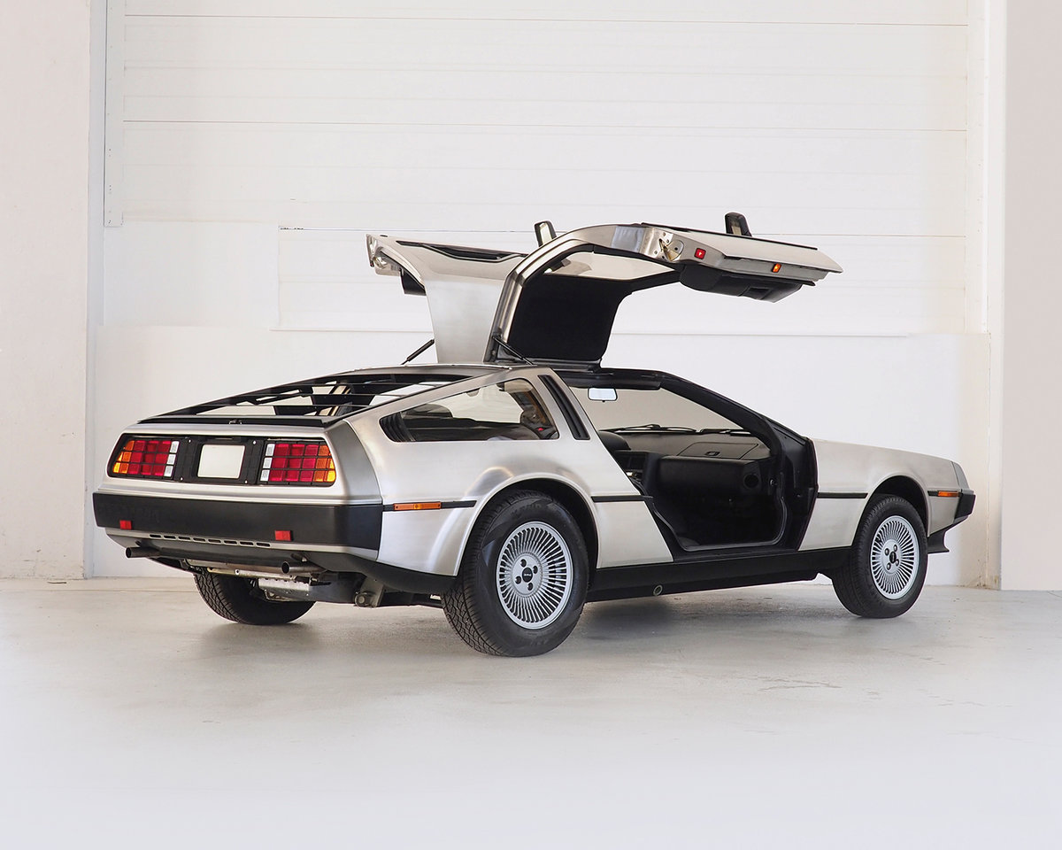 1981 DeLorean DMC-12 For Sale by Auction (picture 4 of 6)