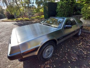 1981 DeLorean DMC-12 at ACA 7th November