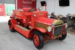 1914 Dennis N Type Fire Engine For Sale by Auction