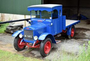 1929 Dennis 30 CWT Flatbed