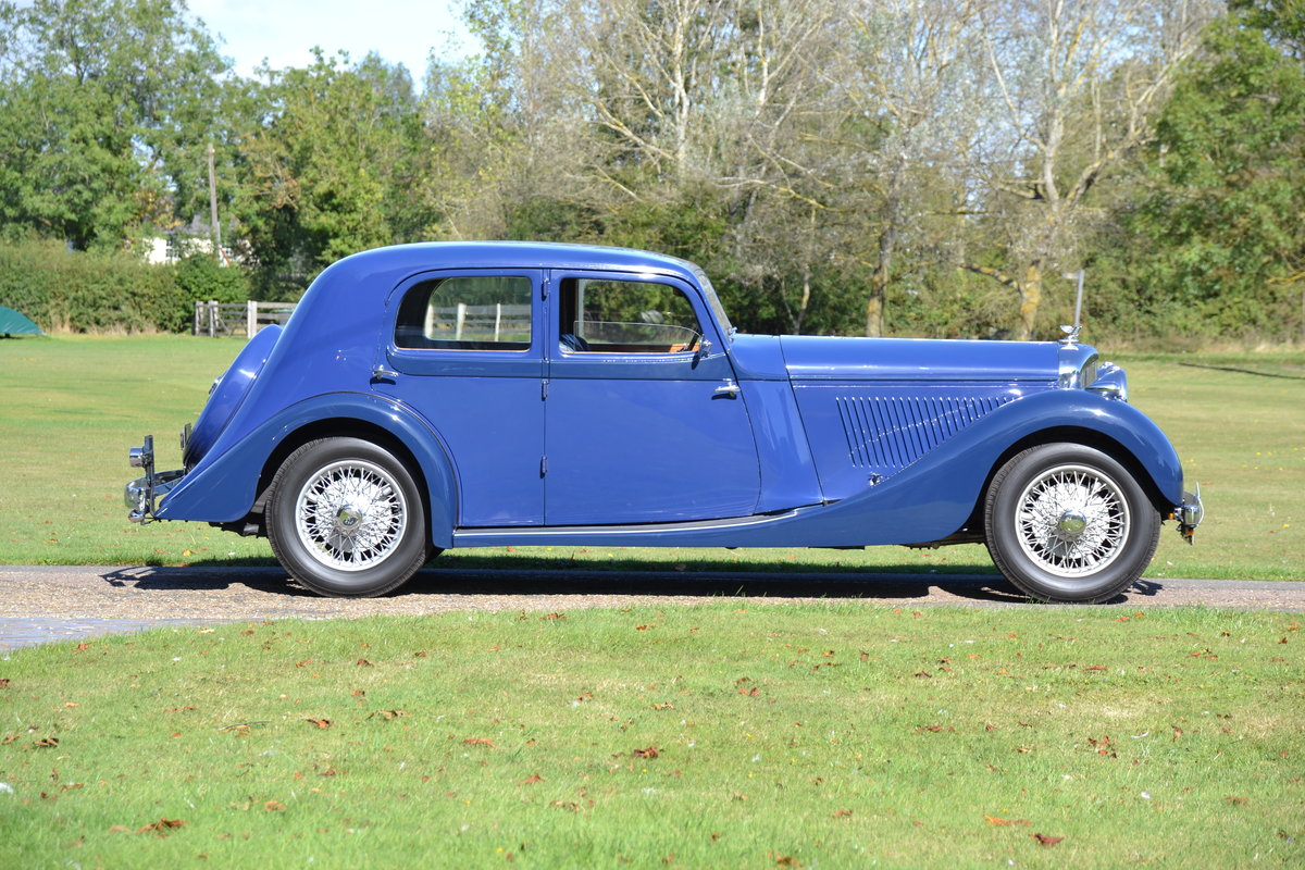 1936 Bentley 4 ¼ litre For Sale (picture 1 of 6)