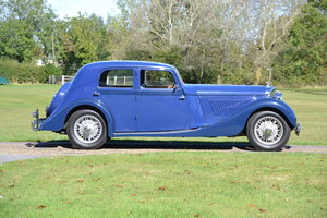1936  Bentley 4 ¼ litre