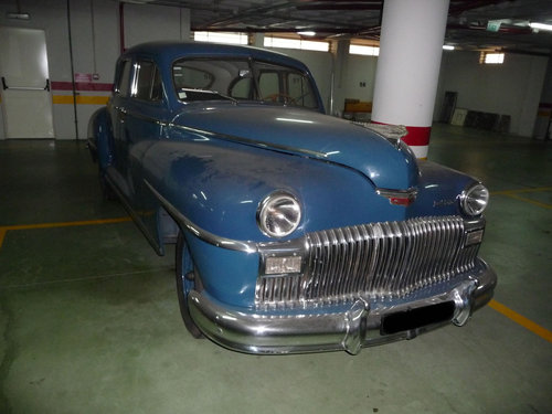 DeSoto Custom Fluid Drive 1947 For Sale (picture 1 of 6)