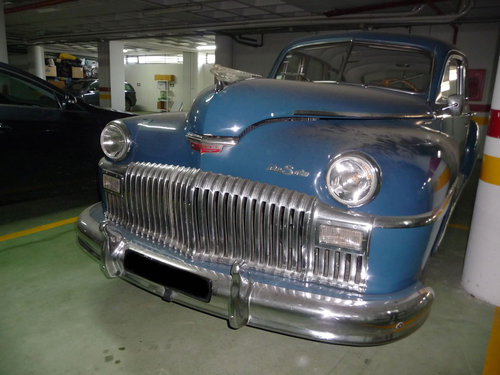 DeSoto Custom Fluid Drive 1947 For Sale (picture 2 of 6)