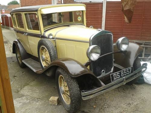 1929 DeSoto 4DR Sedan For Sale (picture 1 of 3)