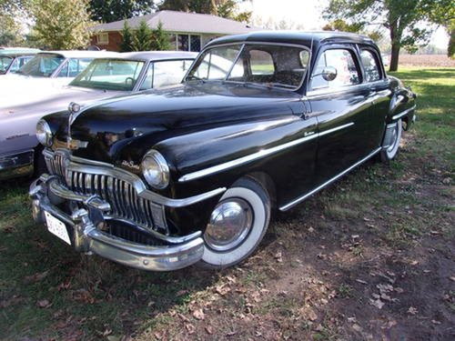 1949 DeSoto Custom Club Coupe For Sale (picture 1 of 1)