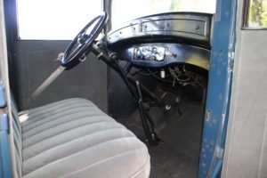1929 Desoto 4 Door sedan = clean Blue(~)Grey driver $14.9k For Sale (picture 4 of 6)