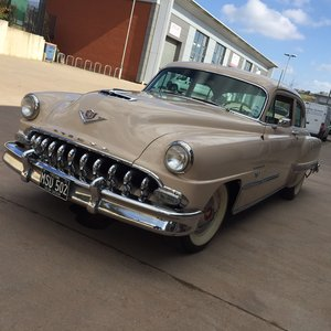 1953 Chrysler DeSoto Firedome Coupe Hemi V8 For Sale